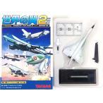 【8】 タカラ TMW 1/700 世界の翼 series02 Tu-144 (NASA研究機) 旅客機 軍用機 航空機 ミニチュア 半完成品 単品