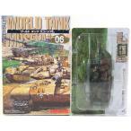 【11】 タカラ 1/144 ワールドタンク ミュージアム Vol.6 レオパルド 2A6 NATO迷彩 戦車 半完成品 単品