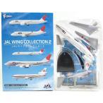 【6】 エフトイズ 1/500 JALウイングコレクション Vol.2 DC-10 旧塗装機 旅客機 ミニチュア 半完成品 単品
