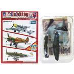 【2B】 エフトイズ F-TOYS 1/144 ウイングキットコレクション Vol.7 P-40E ウォーホーク アメリカ空軍 76戦闘飛行隊隊長機 単品