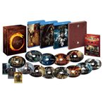 ホビット トリロジーBOX 3D&2Dブルーレイセット(12枚組)(1355510A) Blu-ray