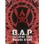 B.A.P 1ST JAPAN TOUR LIVE DVD「WARRIOR Begins」(初回限定版-LIMITED EDITION-)(1479114A)