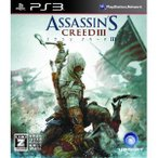 ¥640【中古】≪PS3≫アサシンクリード3 ASSASSIN CREED III  【5010183】【tre069】