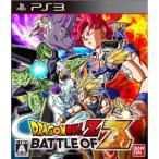 ドラゴンボールZ BATTLE OF Z (5012062A) PS3