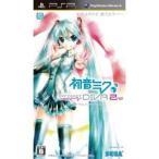 PSP 初音ミク プロジェクト ディーヴァー 2nd (5052667A)