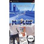 MAPLUSポータブルナビ(箱・説明書なし)(5053114C) PSP