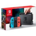 ¥38500【中古】≪本体≫Nintendo Switch Joy-Con (L) ネオンブルー/ (R) ネオンレッド(わけあり)【5096002AW】【tre093】