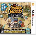 スナックワールド トレジャラーズ(限定ジャラ「クリスタルソードα 」なし)(5101333A) 3DS