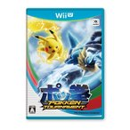¥3874【中古】≪WiiU≫ポッ拳 POKKEN TOURNAMENT【5123001A】【tre062】
