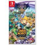 スナックワールドトレジャラーズ ゴールド(5151307A) Nintendo Switch