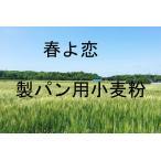 春よ恋 25kg 北海道産小麦として高い評価を受けている「春よ恋」を100%使用した強力小麦粉です。