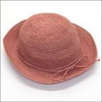 ショッピングヘレンカミンスキー ヘレンカミンスキー プロバンス8 ローズ 夏の定番♪丸めて収納可能なラフィア製ローラブルハット レディス帽子 ≪2014SS≫ Provence 8 Rose