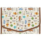 母子手帳ケース くまのプーさん 不織布製 スケッチブック BMAN1