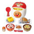 アンパンマン シューッとたけたよ! おしゃべりすいはんきと元気100ばい和食セット おもちゃ 玩具