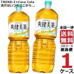 爽健美茶 2L ペットボトル 【 1ケース × 6本 】 送料無料 コカコーラ社直送