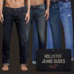 メンズ/ホリスター ジンーズ/Hollister スリムストレート デニム ジーパン 34 インチ