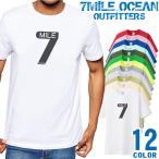メール便 送料無料 7MILE OCEAN/メンズ/半袖/Tシャツ/ミリタリー/ストリート/YSL/パチンコ/スリングショット/パロディー/おもしろ 人気 ブランド