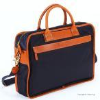フェリージ ビジネスバッグ 1999-DS-0045 Felisi ビジネスバッグ ブリーフケース ネイビー/ブラウン
