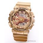 ショッピングカシオ カシオ 腕時計 G-SHOCK (ジーショック) Sシリーズ(レディース) GMA-S110GD-4A2 (海外モデル)
