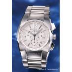 ブルガリ 腕時計 BVLGARI Ergon (エルゴン) ホワイト クロノオート メンズ EG40 ...