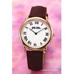 フォリフォリ 時計 FOLLI FOLLIE 腕時計 レディース Perfect Match WF16R013SPS BR