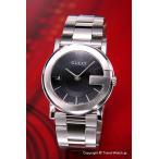 グッチ GUCCI 腕時計 ボーイズ YA101405 G-Round ブラック