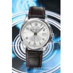 ハミルトン 腕時計 Jazzmaster(ジャズマスター) シルバー/ブラウンレザーストラップ H3...