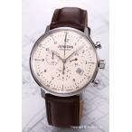 ユンカース JUNKERS 腕時計 メンズ 6086-5QZ バウハウス クロノグラフ