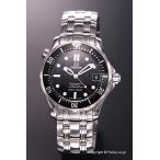 OMEGA オメガ 腕時計 シーマスター300m クロノメーター ブラック ボーイズ 212.30.36.20.01.001