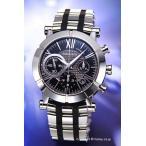 ショッピングティファニー ティファニー 腕時計 メンズ TIFFANY Atlas Chrono Automatic ブラック/メタル Z1000.82.12A10A00A