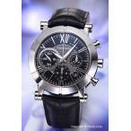 ショッピングティファニー ティファニー 腕時計 メンズ TIFFANY Atlas Chrono Automatic ブラック/ブラックアリゲーター Z1000.82.12A10A71A