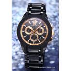 ヴェルサーチ 腕時計 メンズ キャラクター クロノグラフ オールブラック(ローズゴールド) M8C60D009S060