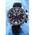 エンジェルクローバー 腕時計 メンズ タイムクラフト ブラック(シルバー) NTC48SBK-LIMITED