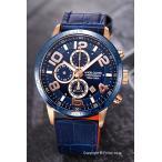 エンジェルクローバー 腕時計 メンズ ANGEL CLOVER 時計 Luce LU44PNV-NV