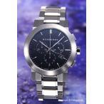バーバリー 腕時計 メンズ シティ クロノグラフ ブラック BU9351