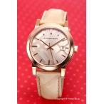 バーバリー 腕時計 メンズ レディース BURBERRY BU9154 シティ ローズゴールド