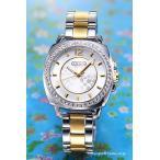 ショッピングコーチ コーチ 腕時計 レディース COACH 14501702 ボーイフレンド ミニ シルバー×ゴールドコンビ
