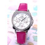 ショッピングコーチ コーチ 腕時計 レディース COACH 14502142 Boyfriend シルバー/フーシャレザー