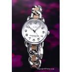 ショッピングコーチ コーチ 腕時計 レディース COACH 14502254 デランシー チェーン シルバー(ストーンベージュレザーポイント)