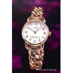 ショッピングコーチ コーチ 腕時計 レディース COACH 14502255 デランシー チェーン シルバー×ローズゴールド