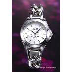 ショッピングコーチ コーチ 腕時計 レディース COACH 14502309 トリステン チェーン シルバー