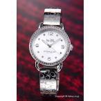 ショッピングコーチ コーチ 腕時計 レディース COACH 14502353 デランシー シルバー