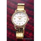 ショッピングコーチ コーチ 腕時計 レディース COACH 14502354 デランシー ゴールド