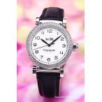 ショッピングコーチ コーチ 腕時計 レディース COACH 14502399 マディソン ファッション シルバー(Withクリスタル)