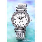 ショッピングコーチ コーチ 腕時計 レディース COACH 14502651 マディソン ファッション シルバー(Withクリスタル)