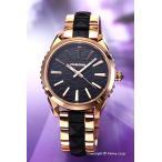 ディーゼル 腕時計 DIESEL ヌキ ブラックレザー×ローズゴールド DZ5473