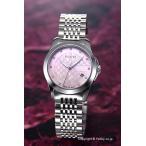 グッチ 腕時計 レディース GUCCI YA126534 G-タイムレス コレクション ピンクパール(With12Pダイヤ)