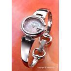 グッチ 腕時計 レディース GUCCI グッチシマ コレクション ピンクパール YA134510