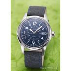 ハミルトン HAMILTON 腕時計 メンズ Khaki Field Auto ネイビー H70305943