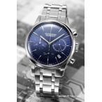 キャサリンハムネット 腕時計 メンズ KH20C5-B64 Chronograph VI(クロノグラフ6) ブルースティール